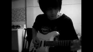 cnblue - im a loner (Guitar cover)