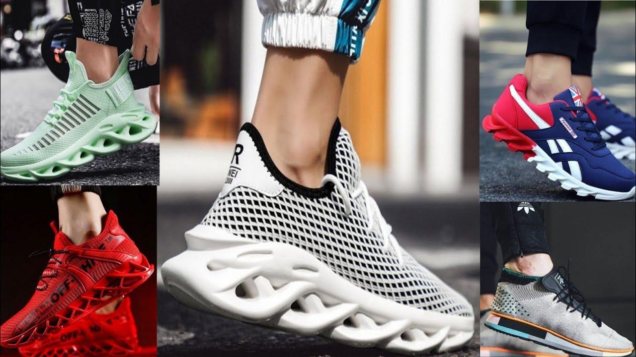 Latest Stylish Shoe's For Boy's 2020