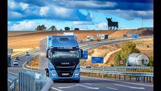 Prueba camión Iveco Stralis NP 460
