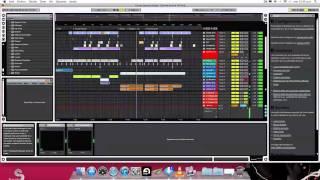 Wie erstellen Sie ''Caravan von Cesar AX Ext. Vertion'' In Ableton Live 8.mov