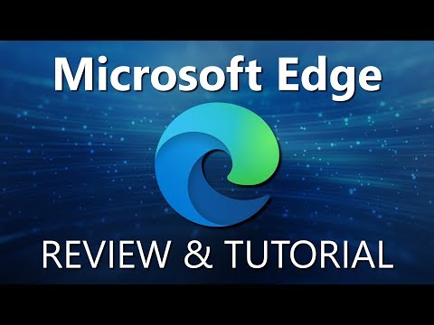 The All-New MICROSOFT EDGE Browser - Is It Any Good?