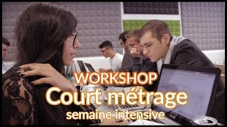 FORMATION WEB - Workshop Court Métrage Internet
