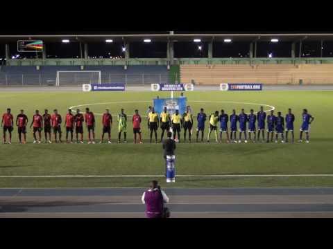Haiti vs Trinidad & Tobago U-20 Highlights CFU Qualification Match Caribbean Cup date 26 10 2016