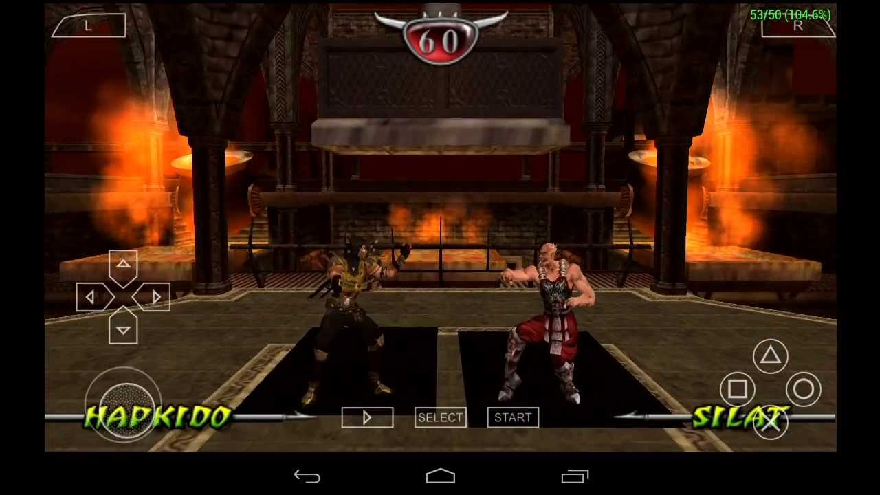 Mortal kombat unchained (u)(psypsp) rom / iso download for psp.