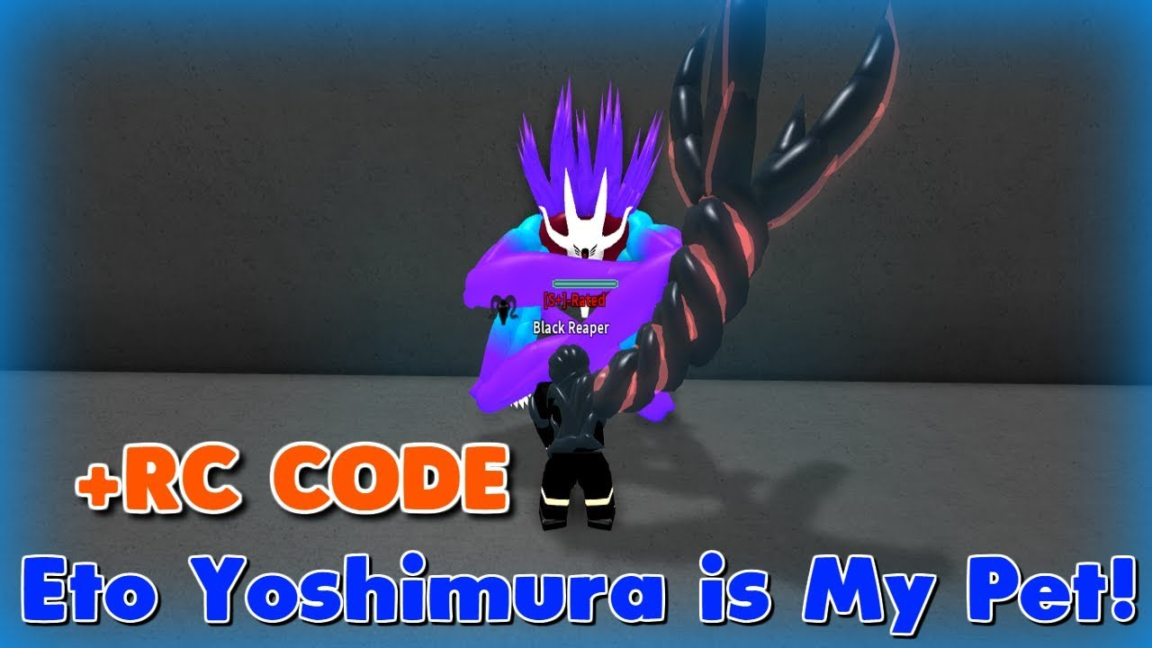 Ro Ghoul Codes Wiki Roblox Ro Ghoul Eto Yoshimura Is My Pet L Insane Codes Youtube