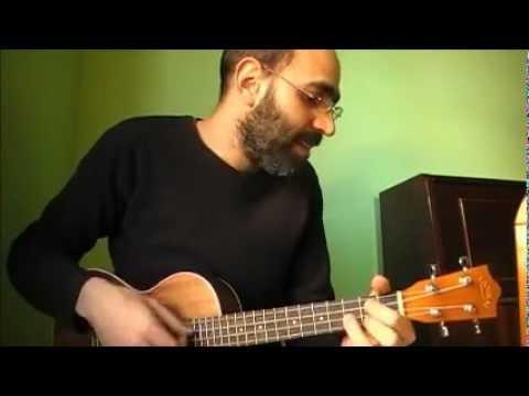 Tutorial d'ukelele en català 4. The Lazy Song de Bruno Mars