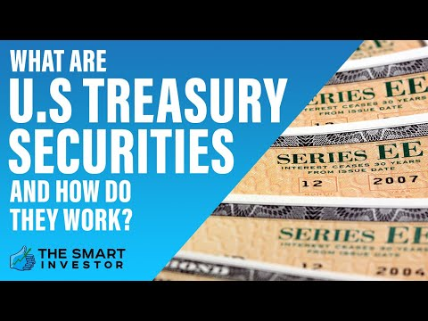 U.S Treasury Securities Guide: All You Need To Know