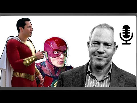 Toby Emmerich's DC Future/Shazam's Budget/Flash Solo Film