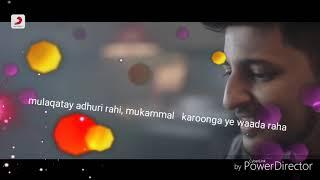 tera zikr lyrics darshan raval songs