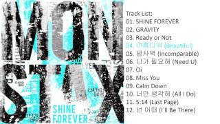 Album  Monsta X – Shine Forever Repackage