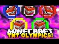Minecraft - TNT OLYMPICS #1 (Minecraft Olympic Games) - w/ The Pack & Kenny!