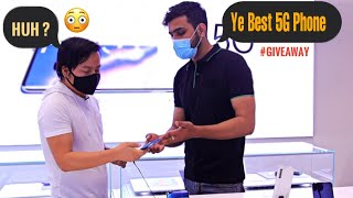 Download I Bought a 5G Smartphone from * OFFLINE MARKET * ForYou  #Giveaway🎁🎁