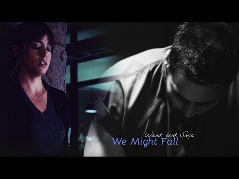 ward&skye | we might fall