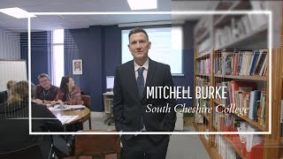 Mitchell Burke: Inspirational Teachers Award Winner 2017 thumbnail