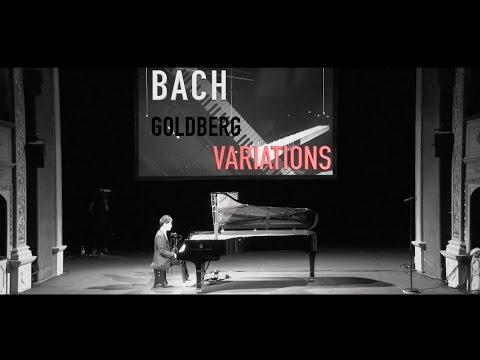 Bach Goldberg Variations - Ji Liu Live in Bristol