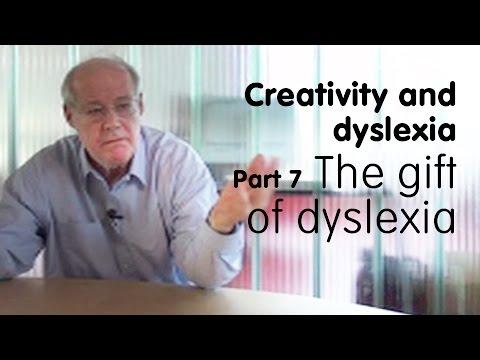 The gift of dyslexia - YouTube