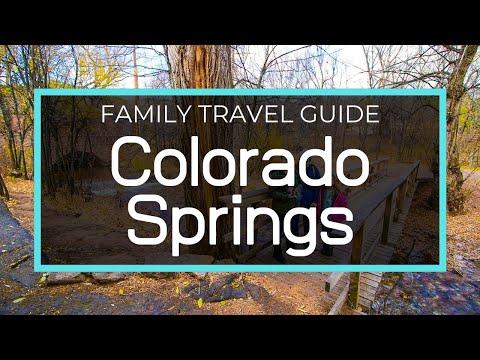 CRAZY DAY IN COLORADO SPRINGS! REESE FAMILY VLOG 81