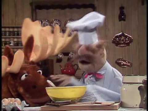 The Muppet Show: The Swedish Chef - Chocolate Moose