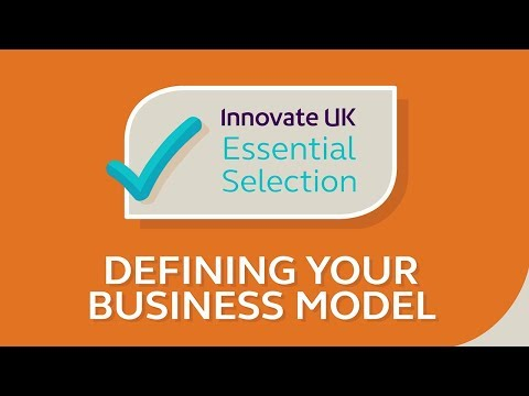 Innovate UK's Essential Tips for Defining your Business Model