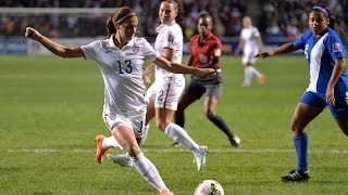 Alex Morgan ankle injury