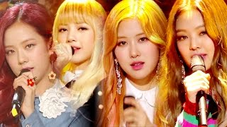 Cover images 《Comeback Special》 BLACKPINK (블랙핑크) - STAY @인기가요 Inkigayo 20161106