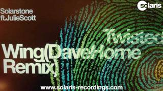 Solarstone ft. Julie Scott - Twisted Wing (Dave Horne Remix)