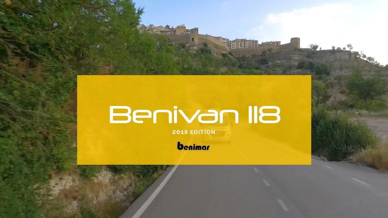 Benivan 118 - 2018