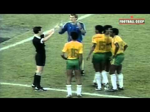 75.Финал Олимпийских Игр 1988 г. Бразилия-СССР 1-2 (после д.в)