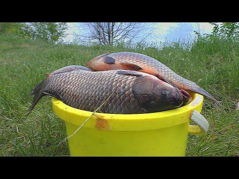 Как собрать удочку?  Рыбалка на большого карася (Часть 2). My fishing