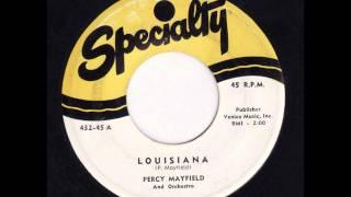 Percy Mayfield - Louisiana