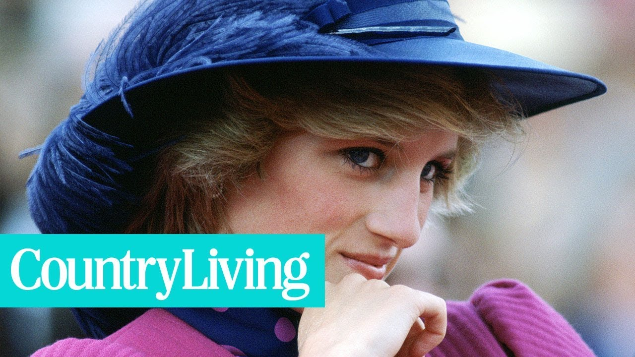 9 Things You Didn't Know About Princess Diana | Country Living