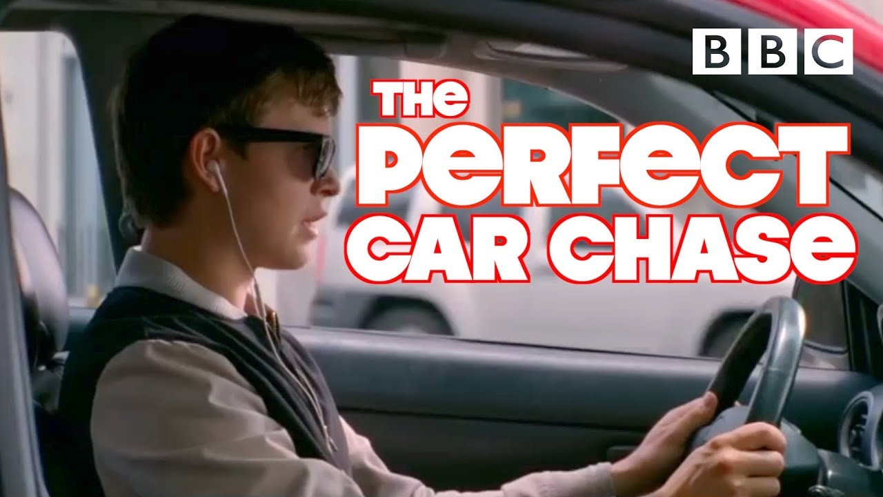 Mark Kermode's guide to filming the perfect car chase - BBC