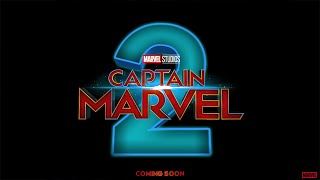 MAJOR PHASE 5 ANNOUNCEMENT! CAPTAIN MARVEL 2 RELEASE DATE and DIRECTOR DETAILS