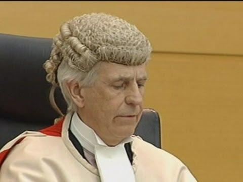 Cameras in court: David Gilroy sentenced in UK
