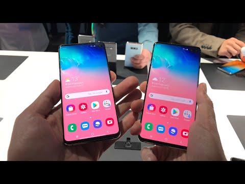 Samsung Galaxy S10 ve S10 Plus İncelemesi ve Fiyatları