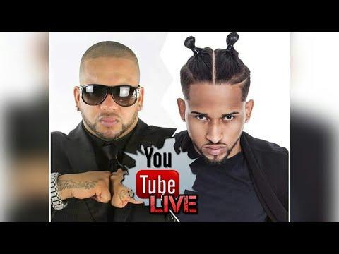 Bryant Myers Pelea con Franco El Gorila & Anonimous / Baby Rasta,Noriel Vs Juanka? / Comite Q&A Live
