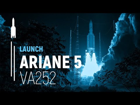 Arianespace TV VA252 Full Launch
