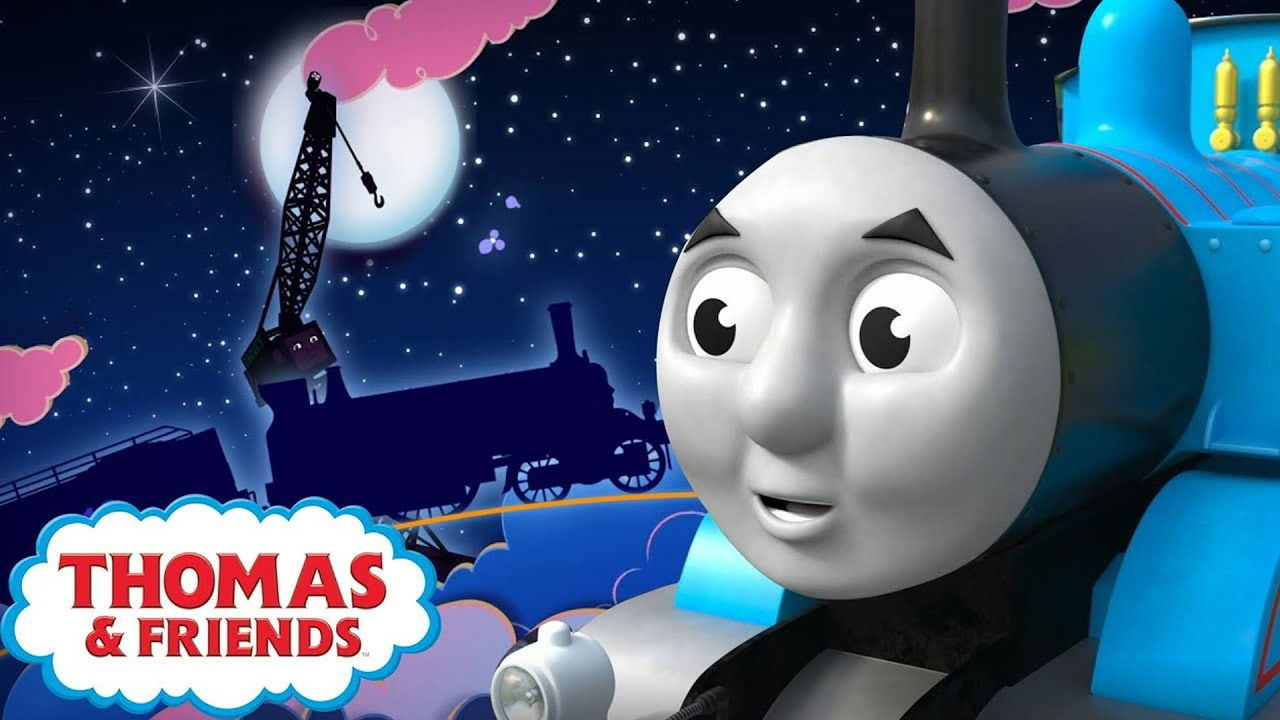 Accidents Will Happen | Thomas & Friends UK | Lullaby for Baby | Bedtime Compilation