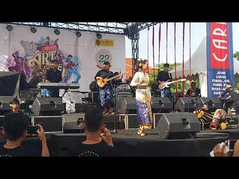 ASMARANDHANA ETHNIC BAND CIREBON..song by : NADIA AK. ~ PARTY DOLL ~