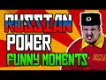 RUSSIAN POWER - CS:GO Funny Moments Compilation