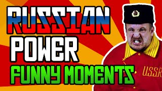 Russian Power - Funny CS:GO Moments Compilation