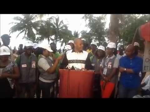 Vacances citoyenne: Mame Mbaye NIANG s'adresse aux jeunes