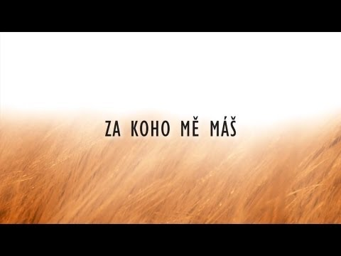 theRest - Za koho mě máš (Lyric Video)