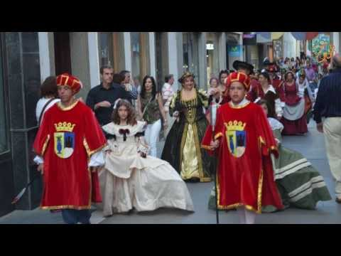 Video promocional de Zafra presentado en Fitur 2014