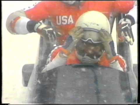 1984 Olympic Games Sarajevo  2 Man  Run 3   Yugo comm