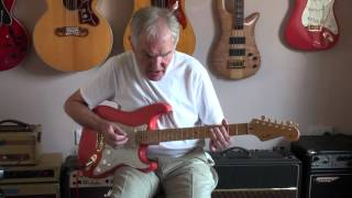 Everything I do I do it for you. Brian Adams/Hank Marvin cover,FREE TABS