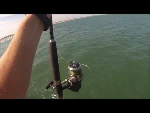 How To Slide Line From Bob Hall Pier