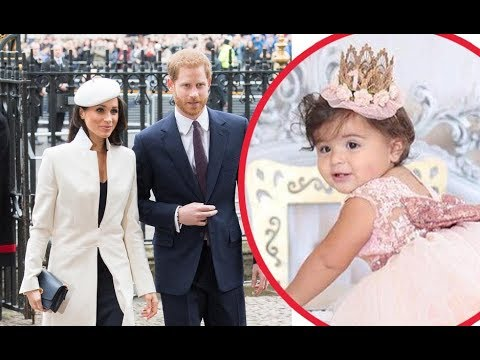 """""""Love Child"""": Prince Harry welcome children along Meghan Markle before the royal wedding"""