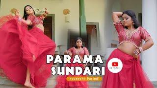 Param Sundari | Kaveesha Parindi Dance Cover | Kiriti Sanon | Mimi | Shreya Ghoshal | A.R. Rahman