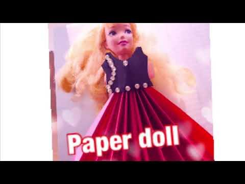 DIY - Paper doll